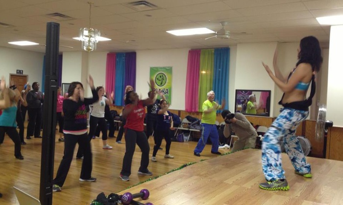 Spice Dance & Fitness - Poughkeepsie: 10 Zumba Classes at Spice Dance & Fitness (70% Off)
