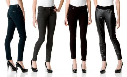 Seven7 Knits Leggings, Ponte Pants, or Skinny Pants
