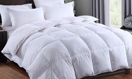 13.5 Tog Goose Feather Duvet from £19.99