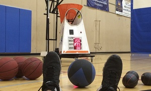 Mike Allen Sports: One or Three Shooting Machine or Small-Group Training Sessions at Mike Allen Sports (Up to 40% Off)