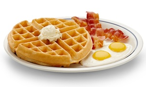 IHOP: American Fare for Two at IHOP Niagara Falls (Up to 40% Off)