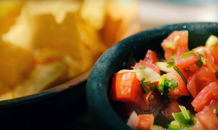 Salt and Pepper - Calgary: Mexican Cuisine for Lunch or Dinner at Salt and Pepper (45% Off)