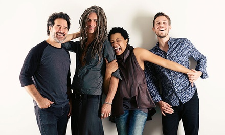 Ms. Lisa Fischer & Grand Baton on February 23 at 8 p.m.