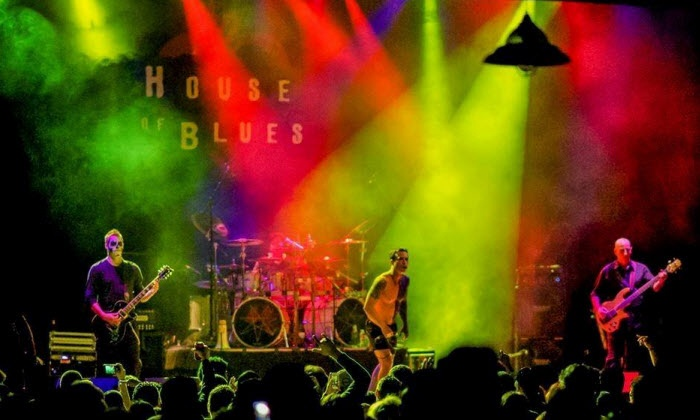 Badfish - A Tribute to Sublime or Toology - A Tool Tribute - House of Blues Houston: Toology - A Tool Tribute on November 14 or Badfish - A Tribute to Sublime on January 24 (Up to 64% Off)