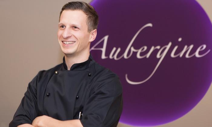 Gourmetrestaurant Aubergine   Hemingway Bar Starnberg Bei München:  5 Gänge Menü Bei Sternekoch Gourmetrestaurant ...