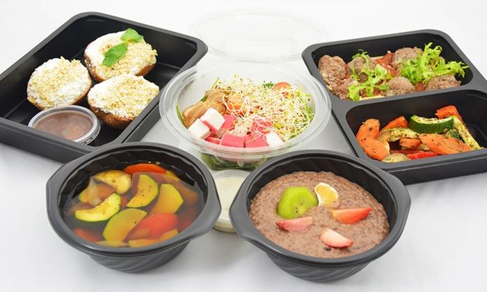 Catering Dietetyczny Sztuka Jedzenia Groupon