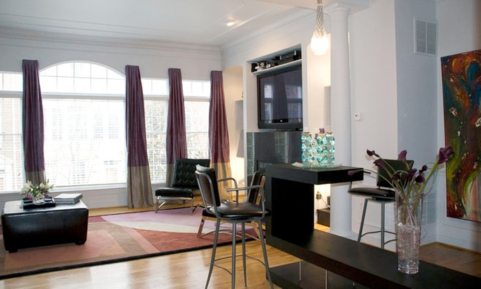 Platinum Touch Design Studio, Inc. - Alexandria: $175 for a 90-Minute Residential Interior-Design Consultation from Platinum Touch Design Studio, Inc. ($350 Value)
