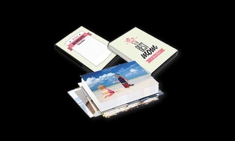 Revelado clásico, vintage o cuadrado con número de fotos a elegir y envío gratuito desde 16,90 € en Personaliza.com