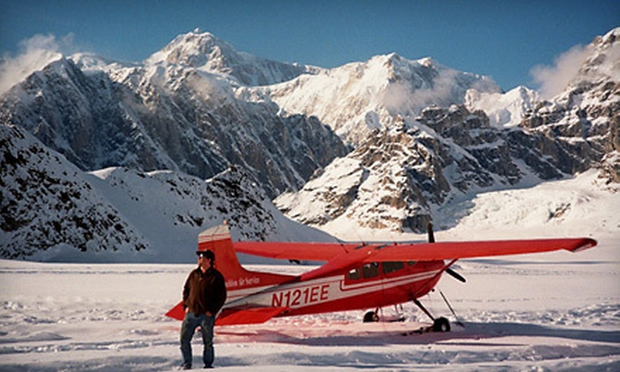 Sheldon Air Service - Sheldon Air Service: $220 for a Mountain House Tour Flight for Two from Sheldon Air Service ($441 Value)