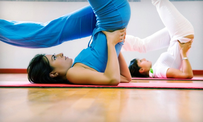 The Kaiser Fit Club - Shrewsbury: 10, 20, or 30 Yoga, TRX, or Pilates Classes at The Kaiser Fit Club (Up to 85% Off)