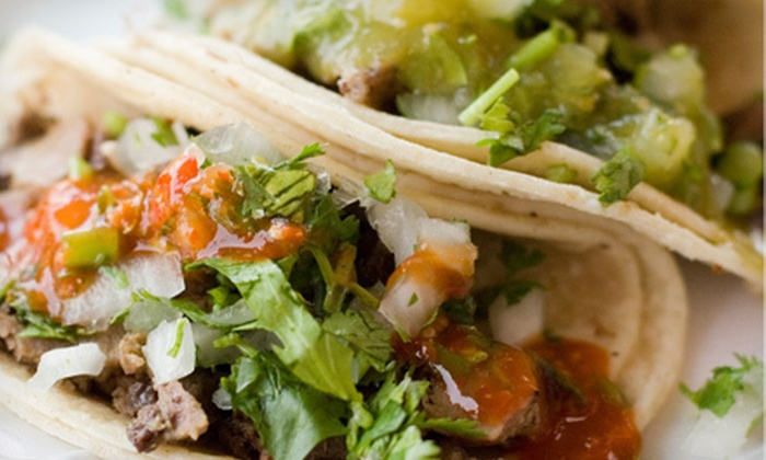 Mijo's Mexican - Multiple Locations: Mexican Food at Mijo's Mexican (Half Off). Two Options Available.