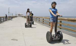 Newport Fun Tours: Two-Hour Balboa Peninsula Segway Tour for One or Two from Newport Fun Tours (Up to 58% Off)