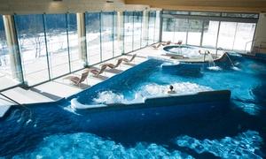 Corte Spa: Percorso spa di coppia con massaggio e cena da Corte Spa nell'Hotel Antelao a Borca di Cadore (sconto fino a 63%)