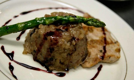 Italian Cuisine for Lunch or Dinner at It's A Matter Of Taste (Up to 50% Off)