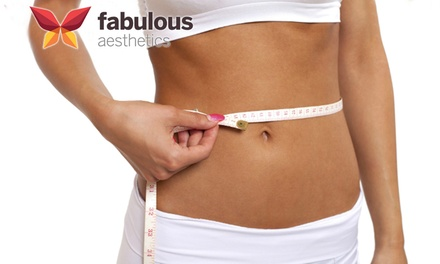 $199 for Freeze Sculpt Slimming for 4 Treatment Areas at Fabulous Aesthetics (worth $6,000). More Options Available