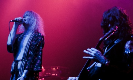 Zoso: A Tribute to Led Zeppelin at House of Blues Myrtle Beach on May 14 (Up to 50% Off)
