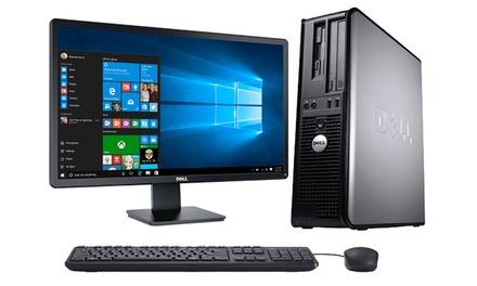 Ordenador Dell 755 Core 2 Duo reacondicionado disponible en varias versiones desde 149,99 € con envío gratuito