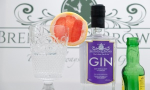 Brennen & Brown : Gin Making Experience for One or Two at Brennen & Brown Ltd (Up to 54% Off)