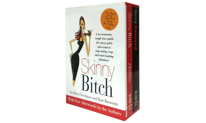 Skinny Bitch and Skinny Bastard Boxed Set (2-Book)