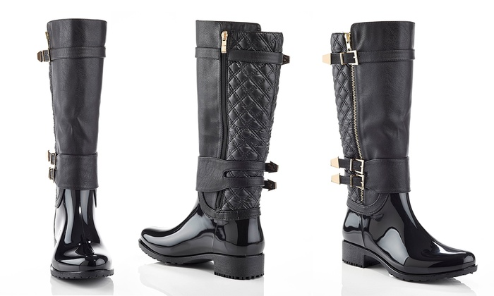 Snow Tec Women's Riding Boots | Groupon Goods