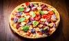 Pizza, Pasta oder Salat für Zwei