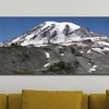 """Panoramic Mountains Photography on Gallery-Wrapped Canvas (48"""" x 16"""")"""