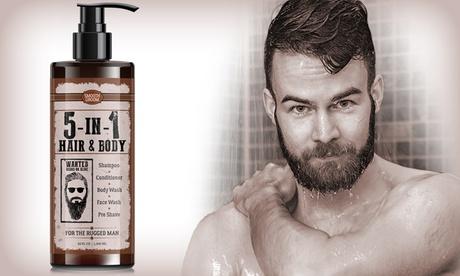 Smooth Groom 5-in-1 Hair and Body Shower Gel 48f260a6-c22c-11e6-a2f4-00259060b5da