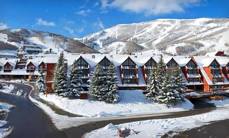 Mountain Lodge near Park City Skiing