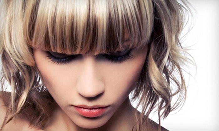 Salon Palomo & Day Spa - South Side: $25 for a Salon Package with Cut, High-End Protein Treatment, and Color Consultation at Salon Palomo (Up to $125 Value)