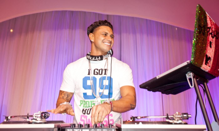DJ Pauly D - Sands Bethlehem Events Center: $30 to See DJ Pauly D at Sands Bethlehem Event Center on New Year's Eve at 8 p.m. (Up to $79.75 Value)