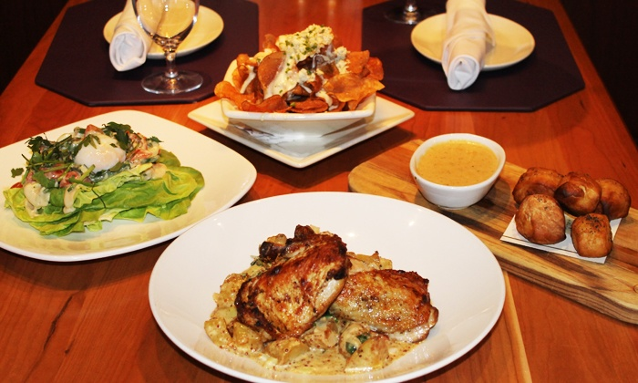 Pig & Finch Gastropub - Central Omaha: $18 for $30 Worth of Upscale Pub Food at Pig & Finch Gastropub