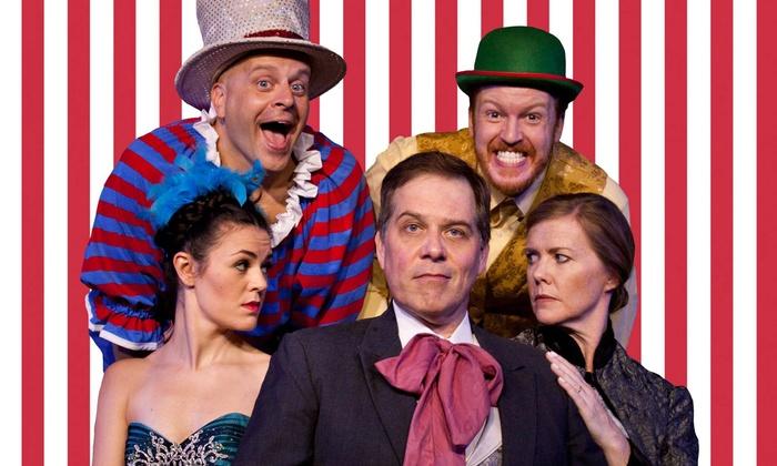 "Barnum - Old Creamery Theatre: ""Barnum"" (September 10–27)"