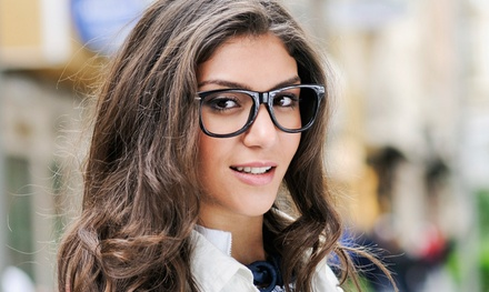 Exam with $200 Toward Glasses or Two Boxes of Contact Lenses at Stony Brook Vision World (Up to 86% Off)