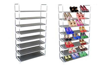 $19 for an EightTier Shoe and Storage Rack Don't Pay $99