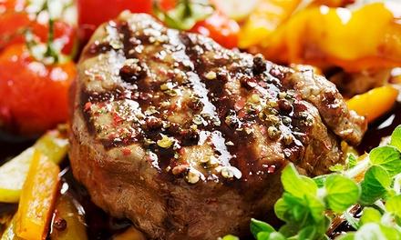4-Gänge-Menü mit Fleischgericht nach Wahl für Zwei oder Vier in der Theaterklause Essen (bis zu 32% sparen*)