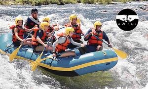 Nomad Rafting: Rafting di 3 ore da Nomad Rafting