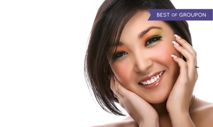 Amanda's Relaxation Station: Hairstyling Services at Amanda's Relaxation Station (Up to 55% Off). Four Options Available.