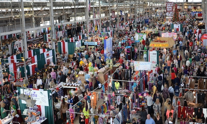 christmas gift and hobby show in indianapolis groupon