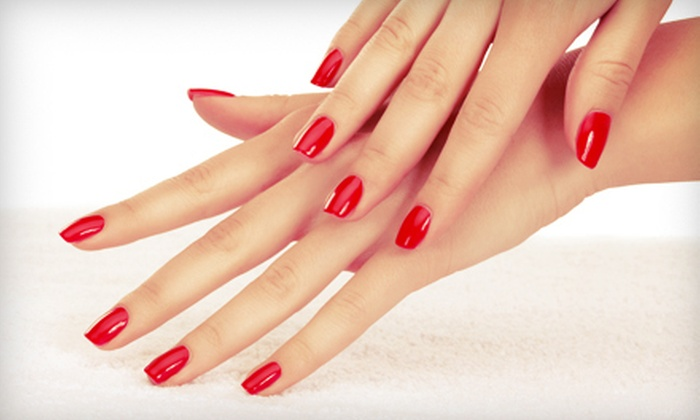 Get Nailed Today - Studio City: One or Two Shellac Spa Manicures with Polish Removal at Get Nailed Today in Studio City (Up to 54% Off)