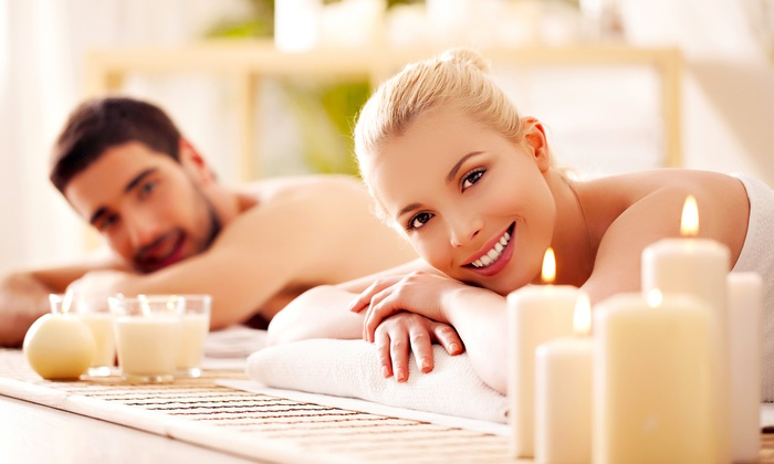 A Petite Retreat - Carmel By The Sea: $259 for a Couples Romance Spa Package with Massage at A Petite Retreat ($400 Value)