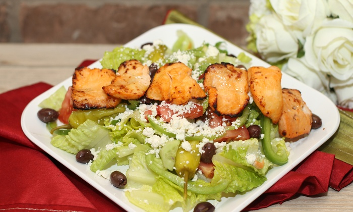 AZ Kabob House - Desert View: Middle Eastern Food and Drinks at AZ Kabob House (Up to 50% Off). Two Options Available.