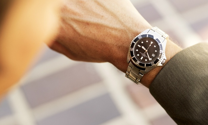 Rk Watch Services - Northbrook: $30 for $50 Worth of Watch Repair — RK Watch Services