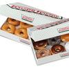 Krispy Kreme – 50% Off Fresh Doughnuts