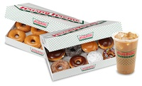 $20 Krispy Kreme Credit for