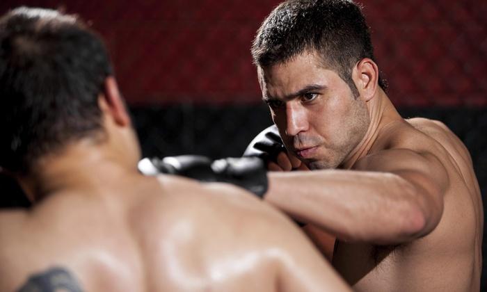 GMA Glen Cove - GMA Glen Cove: Up to 75% Off Boxing/Kickboxing Classes at GMA Glen Cove