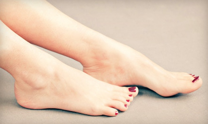 Coral Ridge Podiatry - Coral Ridge Country Club Estates: One or Three Paraffin Wax Pedicures at Coral Ridge Podiatry (Up to 63% Off)