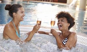 Aqua Seven: Spa privatif intérieur et extérieur pour 2 personnes à 109,99 € à l'Aqua Seven