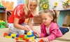 Learning Steps Center - Greenpoint: One Week of Preschool Childcare from Learning Steps Center (45% Off)