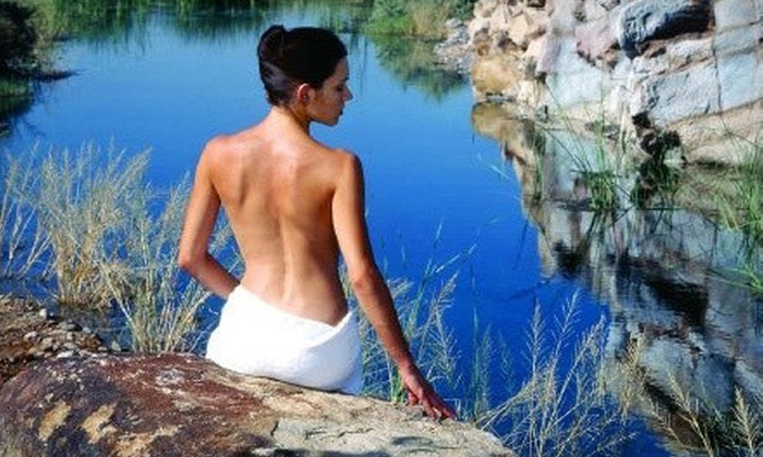 Aji Spa at Sheraton Wild Horse Pass Resort - Chandler: $35 for $70 Toward Spa Services at Aji Spa