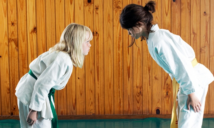 Chi's Martial Arts Training Center - Multiple Locations: 6 or 12 Weeks of Kids' Martial Arts Classes at Chi's Martial Arts Training Center (Up to 85% Off)